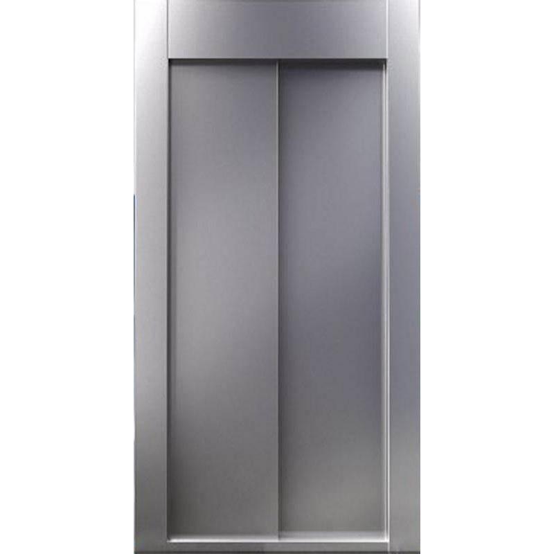 Αυτόματη πόρτα 2Φ. Τηλεσκοπικού Ανοίγματος