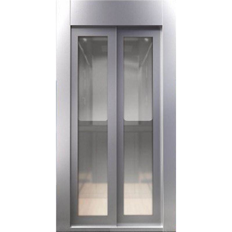 2s Telescopic Opening Glass Door My Lift Doors